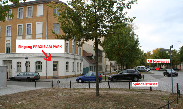 PRAXIS AM PARK - Potsdam Babelsberg